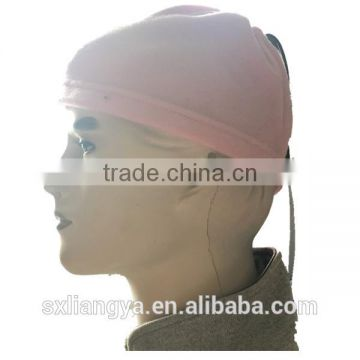 Wholesale high quality polar fleece beanie hat /neckwear