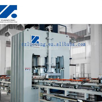 short cycle press for MDF