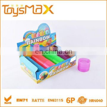 Colorful Promotion Toy Rainbow Circle for Wholesale