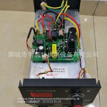 ZX7-250S 220V/380V IGBT Inverter Arc welding Machine