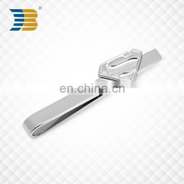 high quality Moustache shape metal custom tie clip