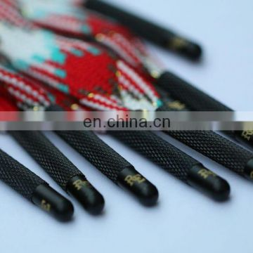 A-class newly design metal shoelace aglets and black curly elastic shoelace aglets for sale of fashion shoelaces from China Suppliers - 158614244