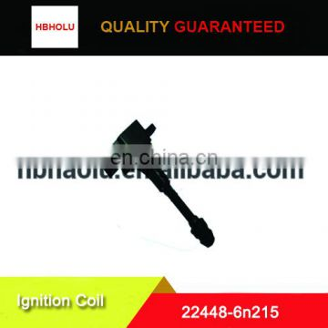 22448-6n215 ignition coil for N I S S A N