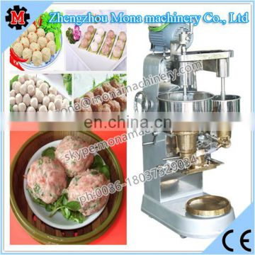 meat product making machine for fish meat ball making machine