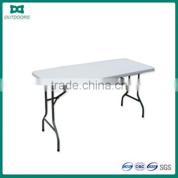 Leisure 6FT outdoor garden plastic foldable table