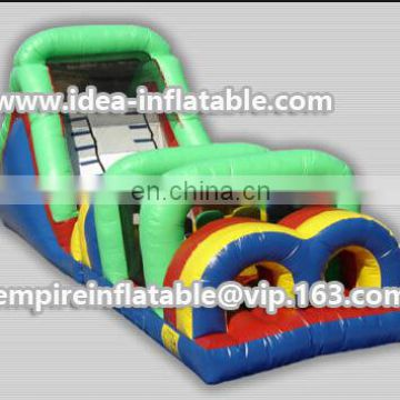 Exciting cheap adults inflatable obstacle course for sale ID-OB011