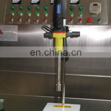 FLK high quality label printing machine,pet bottle label removing machine