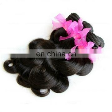 Grade 7a body wave malaysian hair weave