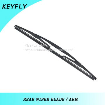 CHEVROLET TRAIL BLAZER 2007-2009 345mm Car Windshield Wiper Blades , Teflon Coating Rubber Wiper Blade Arm,Black,High Level