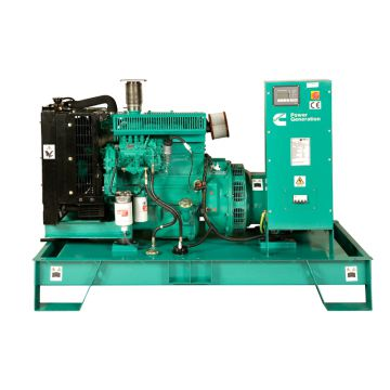 DCEC small diesel electric generators 22kw diesel generator set