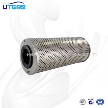 Factory direct UTERS Replace of INDUFIL hydraulic oil Filter Element  INRS-320-API-PF025-V accept custom