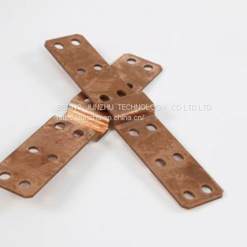 Anodizing Surface Brass Die Casting Part Casting Urethane Parts