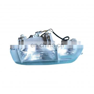 HEAD LAMP 213-1118 LD R 1-82110399-2 LD L 1-82110400-2  for 10PE1 engine truck body parts