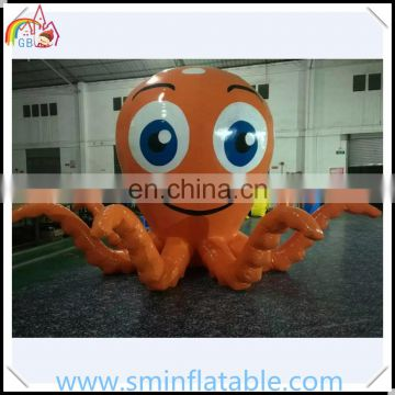 China manufacturer giant inflatable octopus for outdoor advertising/exhibition/show