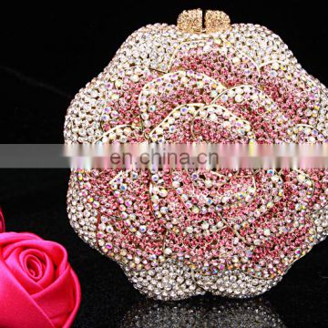 Special elegant wedding clutch bag