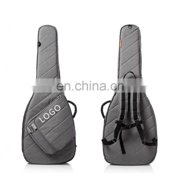 41inch waterproof Acoustic guitar cotton gig bag 5mm can customized logo