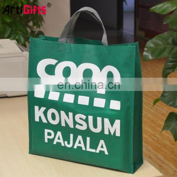 Non Woven Bags Manufacturer Wholesale Promotional Cheap Custom Foldable Shopping Recycle PP Non Woven Bag