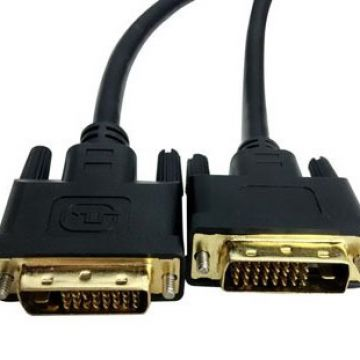 DVI Dual (24+1) Male to DVI Dual (24+1) Male Cable