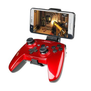 2018 NEW design game controllers waterproof wireless bluetooth gamepad for smartphone