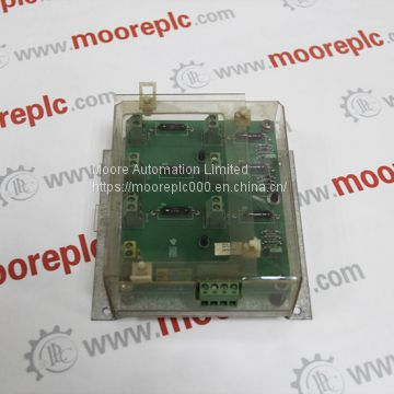 3BSE004258R1 ABB Email:mrplc@mooreplc.com 3BSE004258R1