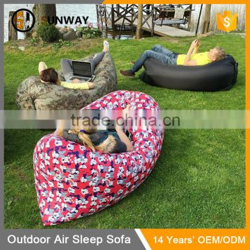 Travel Outdoor Camping Sleeping Bags Inflatable Air Lounge