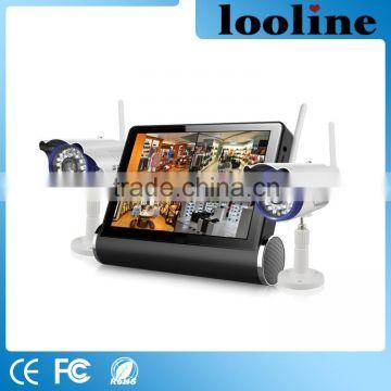 Looline I67 Waterproof Full Hd Video Server Security