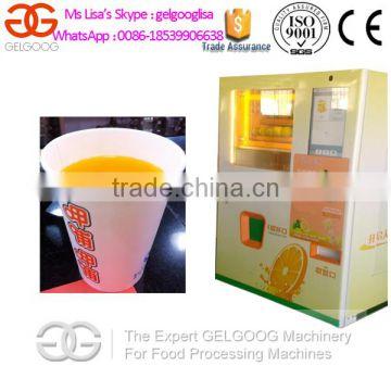 Factory Price Orange Juice Vending Machine Fresh Juice Vending