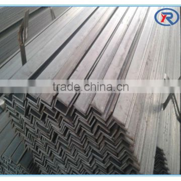 equal angle bar steel for building , prime hot rolled equal size galvannized steel angle
