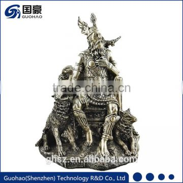 Norse Mythology god of war statue nordost Odin