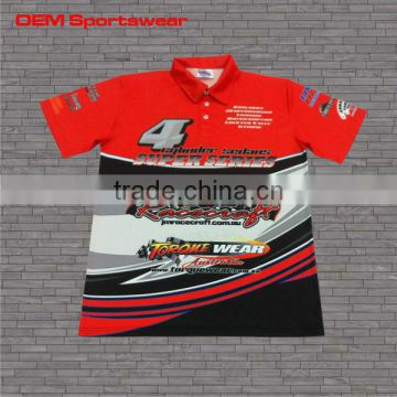 881ceb94f Kids custom made wholesale racing pit crew shirts of Racing jerseys from  China Suppliers - 157186036