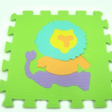 Oem Customized Color Flooring Eva Foam Puzzle Mat