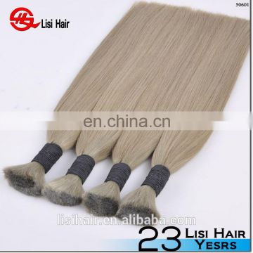 Super Quality Hotsale Most Popular Unprocessed 2013 Best Selling 100% Top Quality Virgin Human Hair Bulk For Braiding