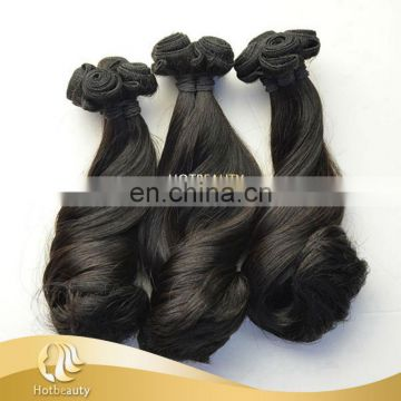 Raw unprocessed curly Bouncy magic hair 100% original brazilian hair Christmas Wholesale