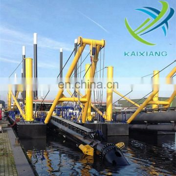 Working capacity 240m3/h  Cutter Suction Dredger from China with low Price