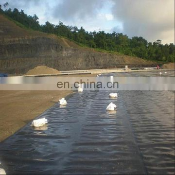 lake liners hdpe geomembrane, waterproof geomembrane,impermeable pond liners