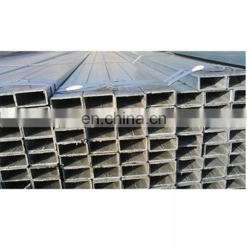 galvanized q195 square and rectangular steel pipe combined fin tube