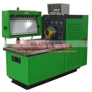 diesel fuel injection pump and injector test bench JHDS-4,digital type 12PSB