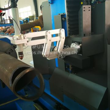 5-Axis CNC Intersecting Line Steel Pipe Cutting Machine/ Plasma Cutting Machine