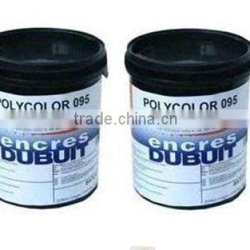 Pad printer Dubuit UV Printing Ink all colors UV ink for Screen Printing  Machine , Quality Choice