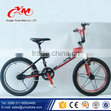 "China new design 20"" wholesale freestyle BMX/360 degree handle bar children bicycle FOR hot sale"