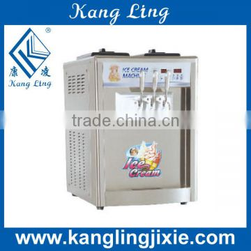 BQL-F708 Table Type Soft Ice Cream Machine with Best Price 25L per hour