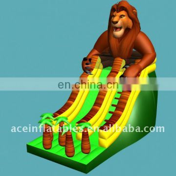 2011 new inflatable slide