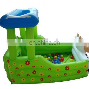 inflatable Kids pool with ball