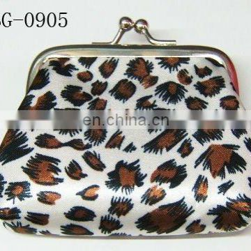 promotional satin small coin purse