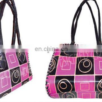 ladies shantinikaten Leather Bag