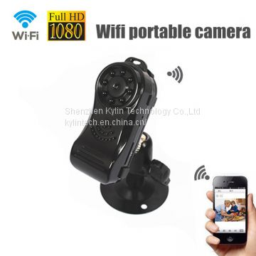 1080P wifi portable mini camera
