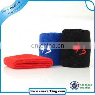 2015 New arrival custom knitted cotton wristband