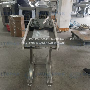 multepak poultry bagging machine opener