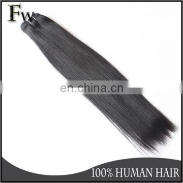 Popular soprano remy hair extensions virgin human hair with full cuticle