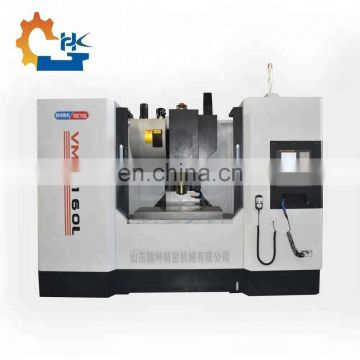 CNC Milling Drilling Vertical Rim Making Machine Center